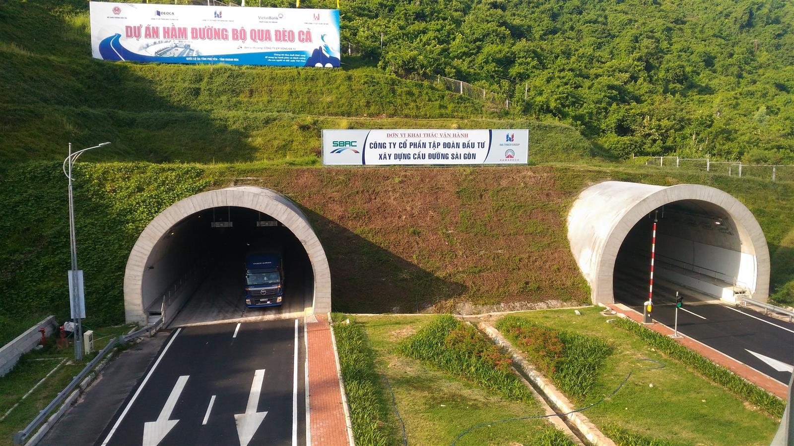 Đầu tư xây dựng hầm đường bộ qua Đèo Cả
