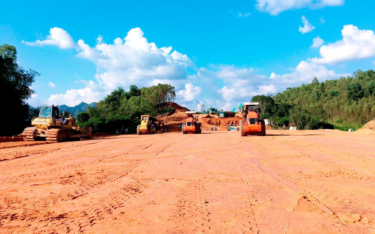 Xây dựng tuyến cao tốc Bắc Giang – Lạng Sơn đoạn Km54+100 – Km108+500