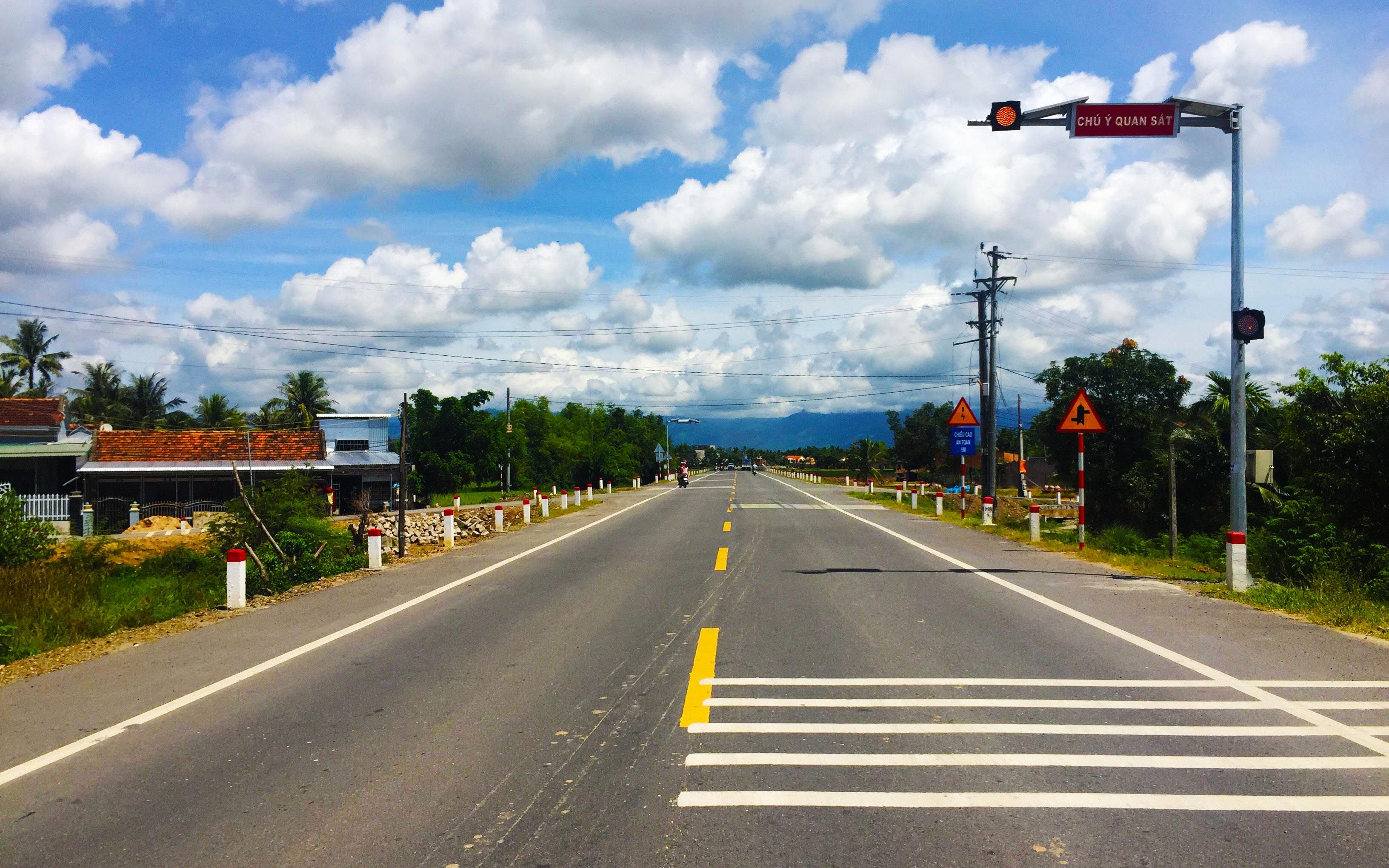 Mở rộng QL1 đoạn Km1374+525 – Km1392 và Km1405 – Km1425, tỉnh Khánh Hòa